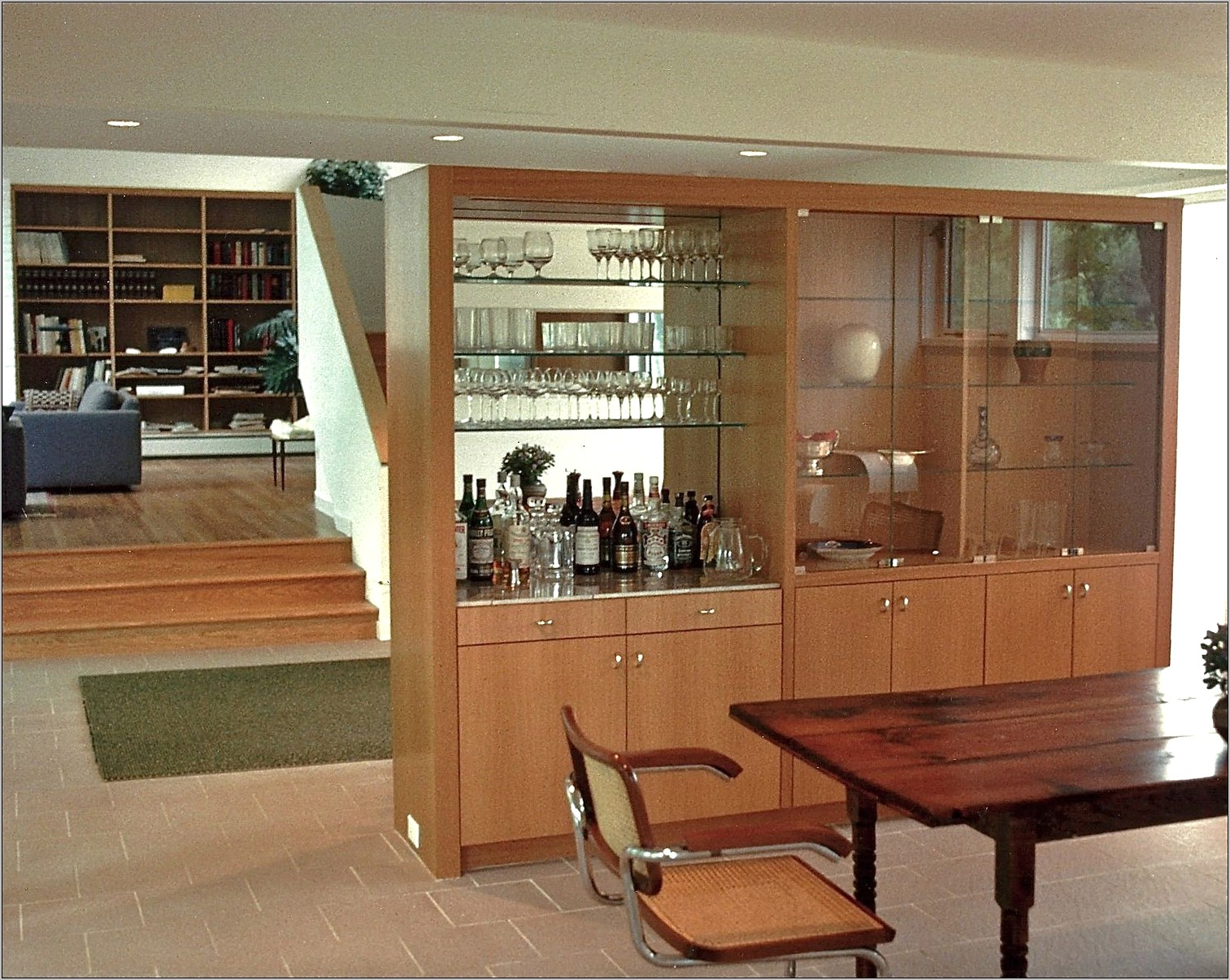 Wall Cabinet Ideas For Dining Room