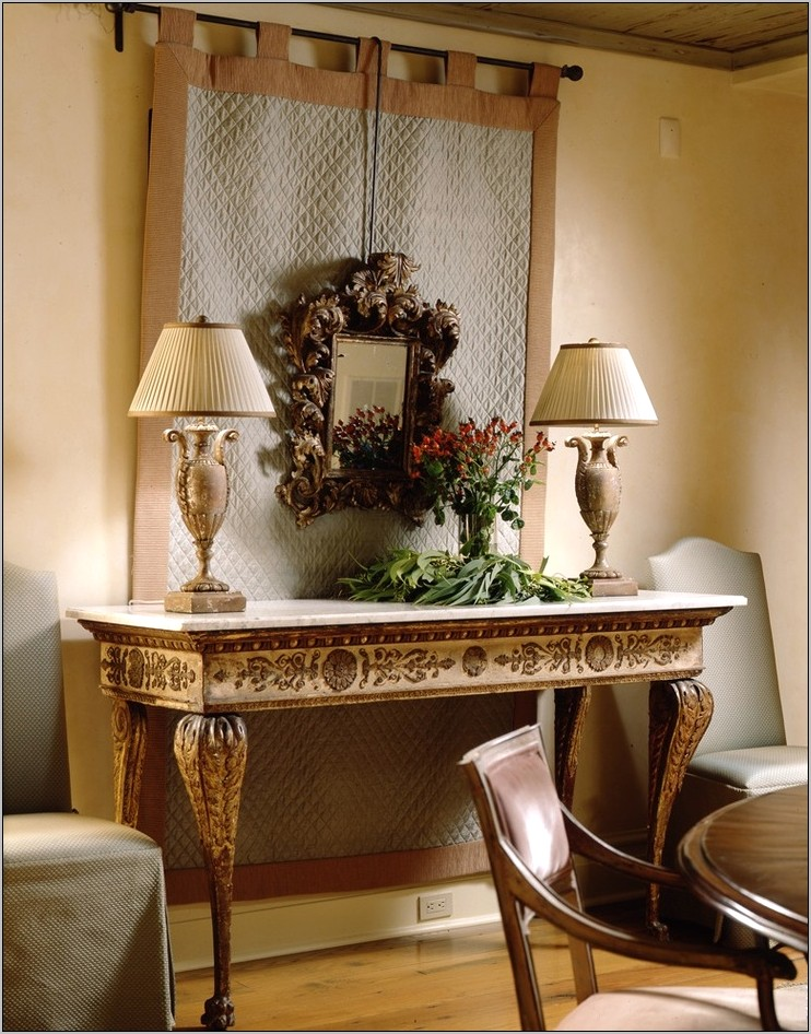 Ways To Decorate A Dining Room Buffet