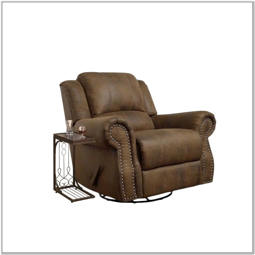 2 Piece Living Room Set With Recliner