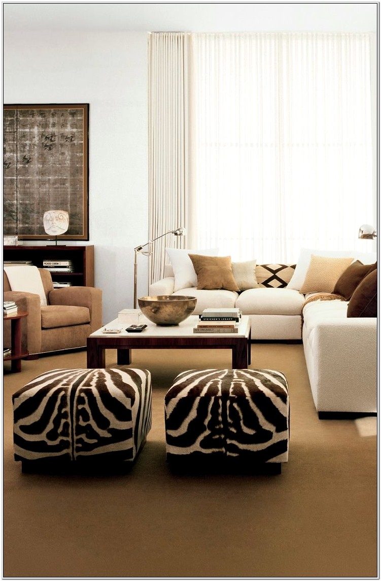 African Decor Ideas For Living Room
