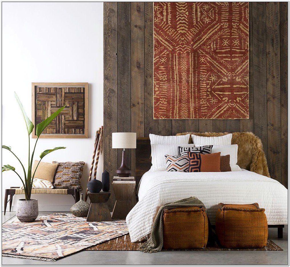 African Themed Bedroom Decor