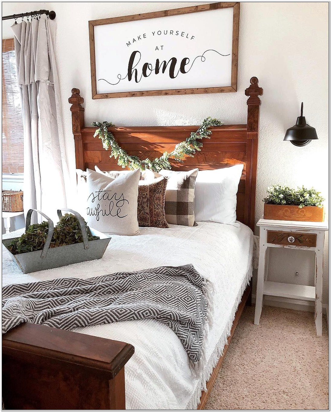 Bedroom Decorating Ideas With Old Time Photos