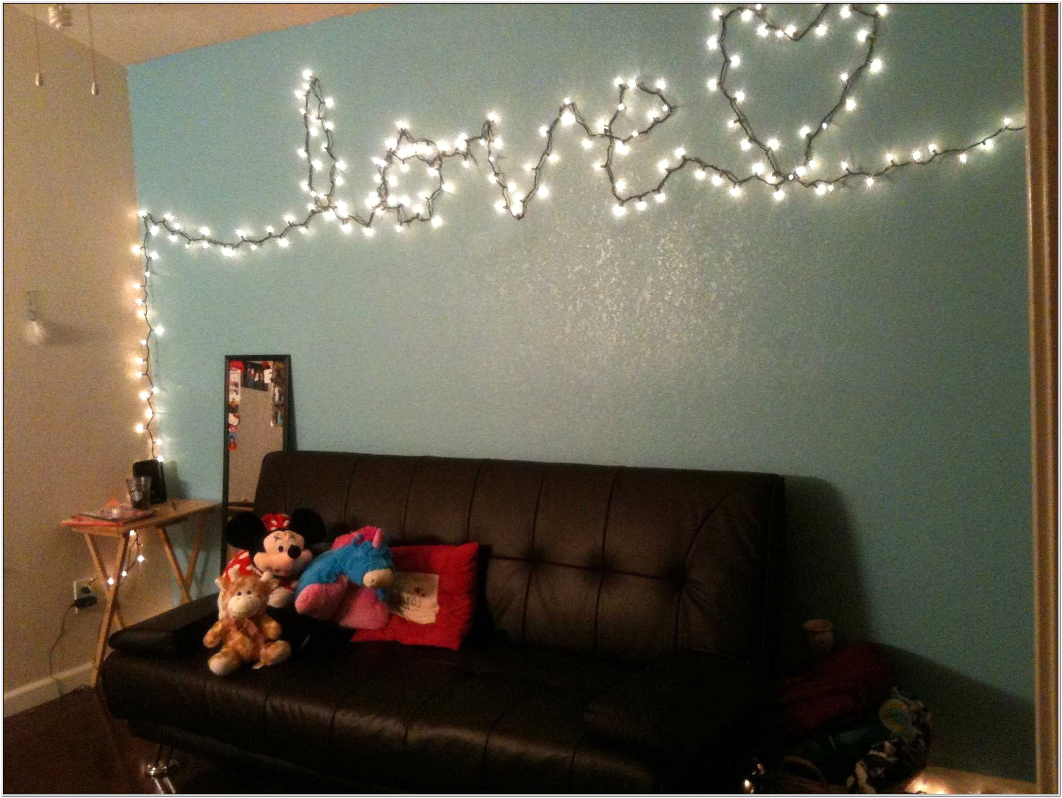 Bedroom Decoration Ideas Diy Christmas With Lights