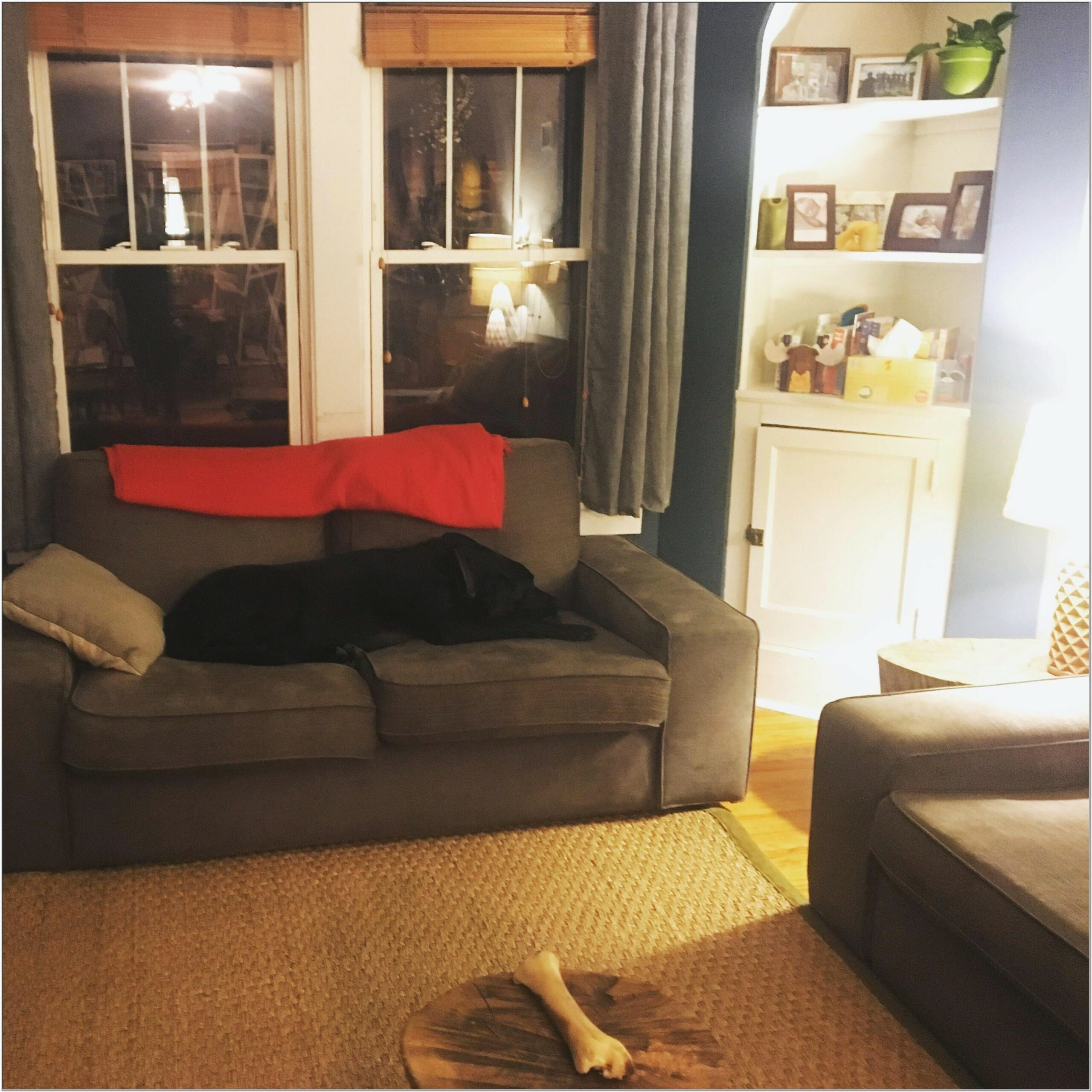 Big Couch In Small Living Room