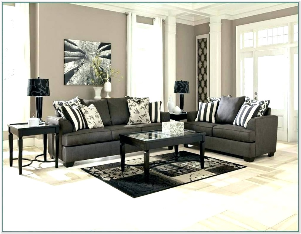 Black Couch Living Room Decorating Ideas