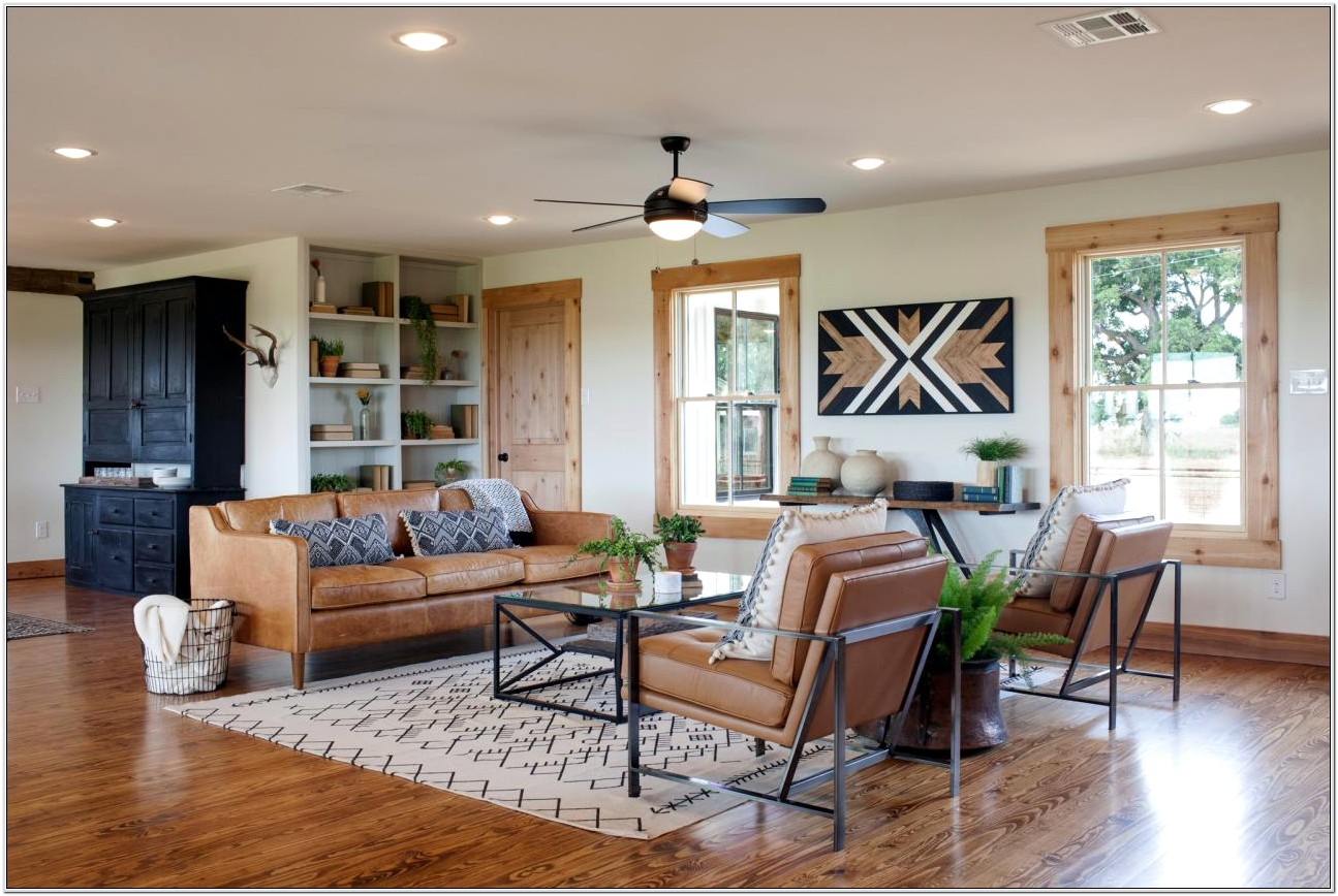 Black Couch Living Room Ideas Joanna Gaines