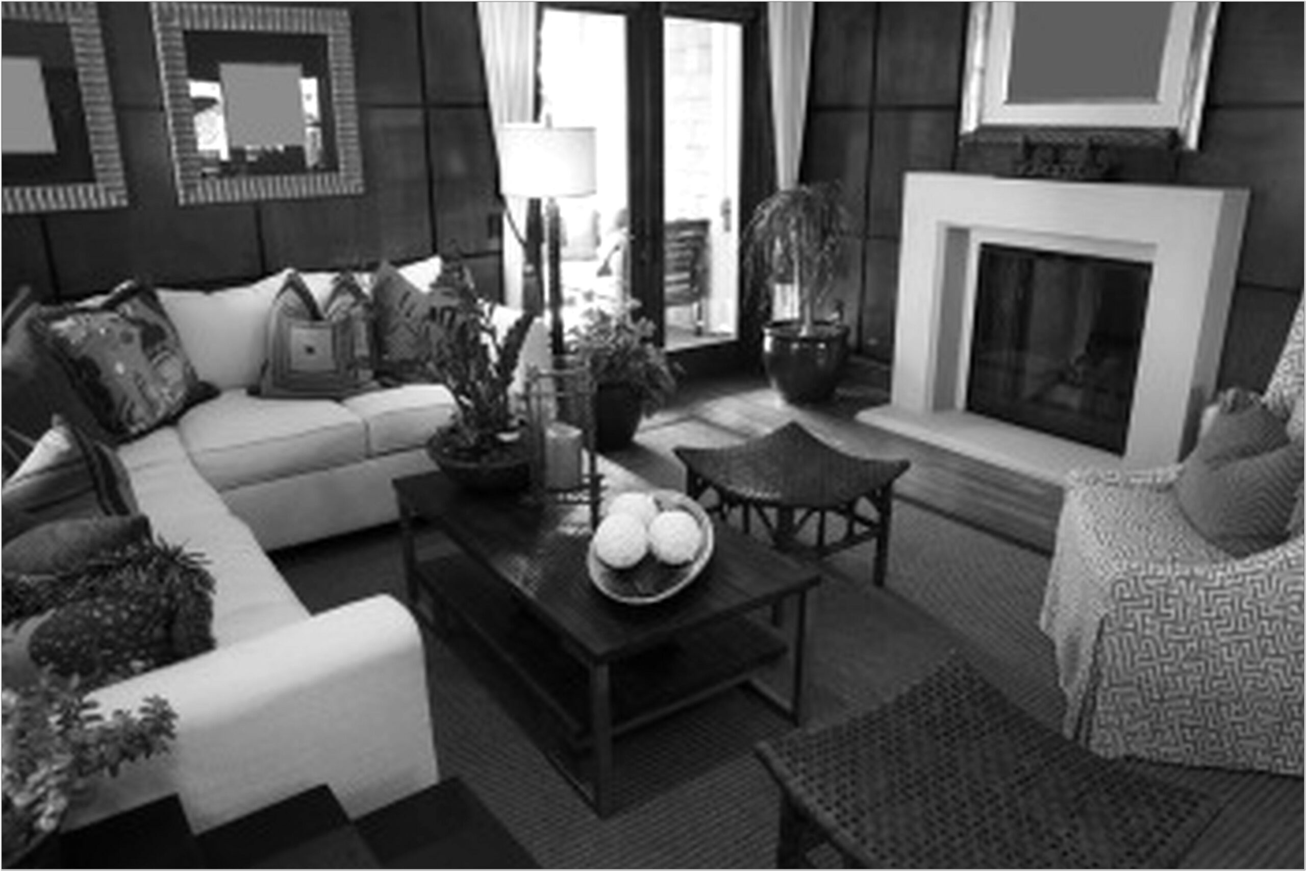 Black Living Room Ideas Pictures