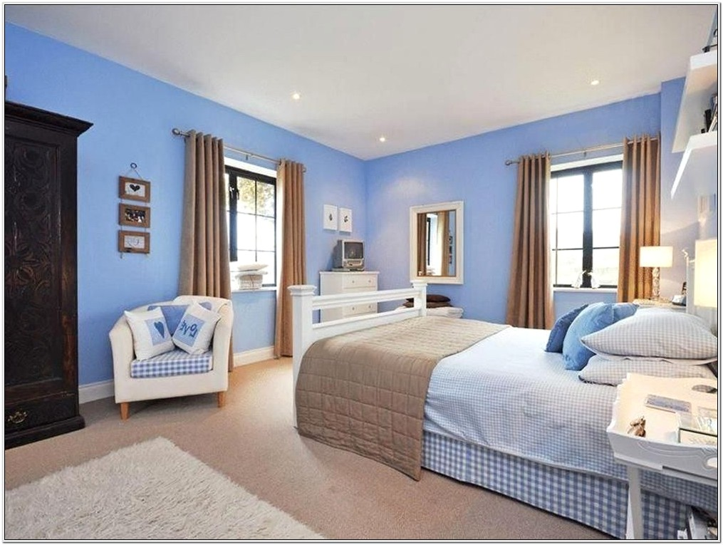 Blue And Beige Bedroom Decorating Ideas