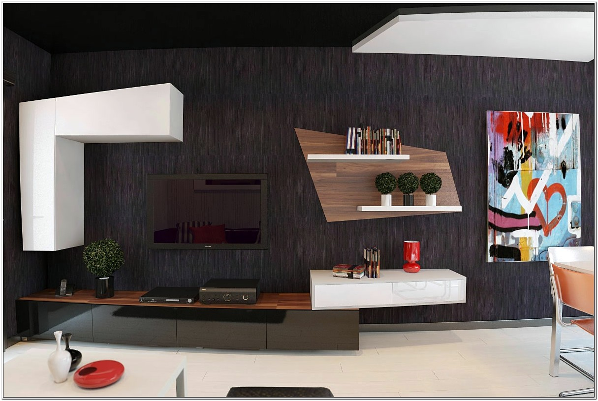 Brown And Black Living Room Designs