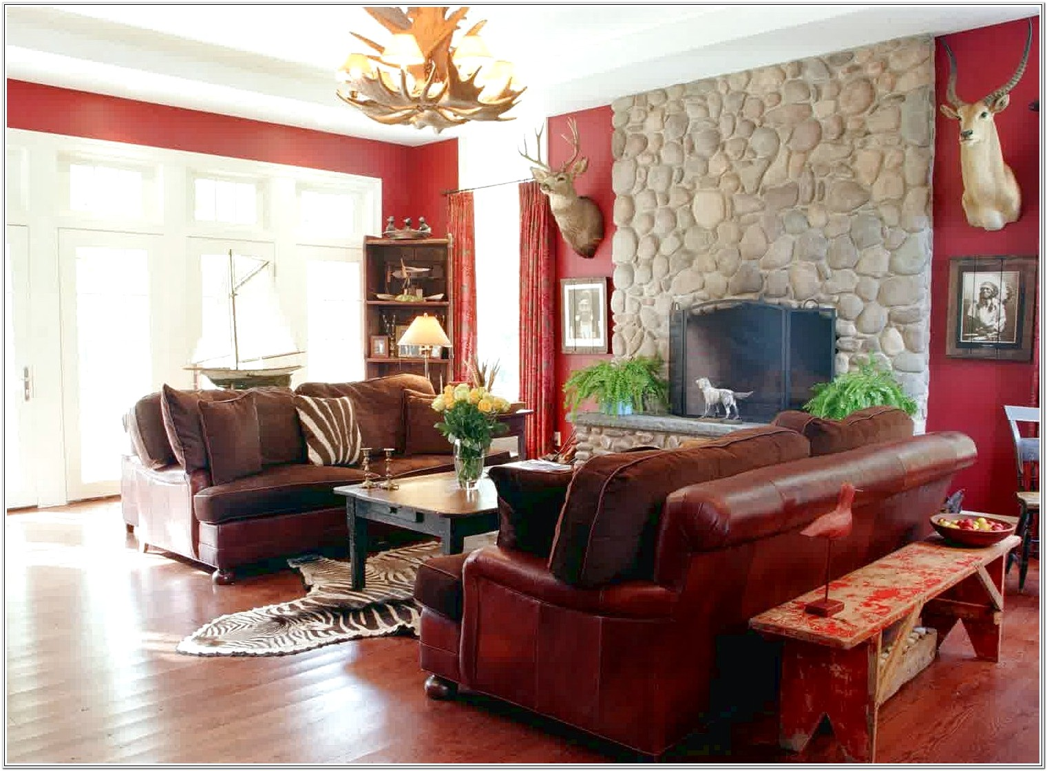 Brown Chairs Living Room Ideas