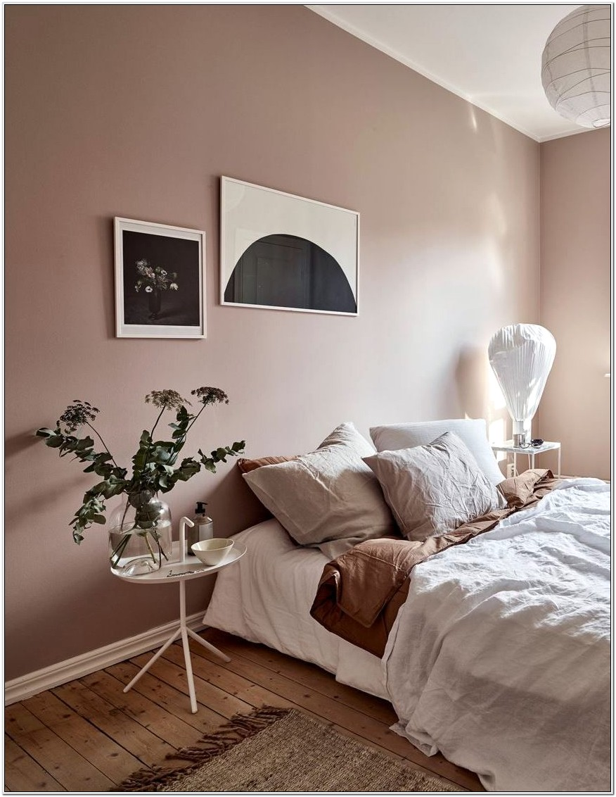 Brown Wall Decor For Bedroom
