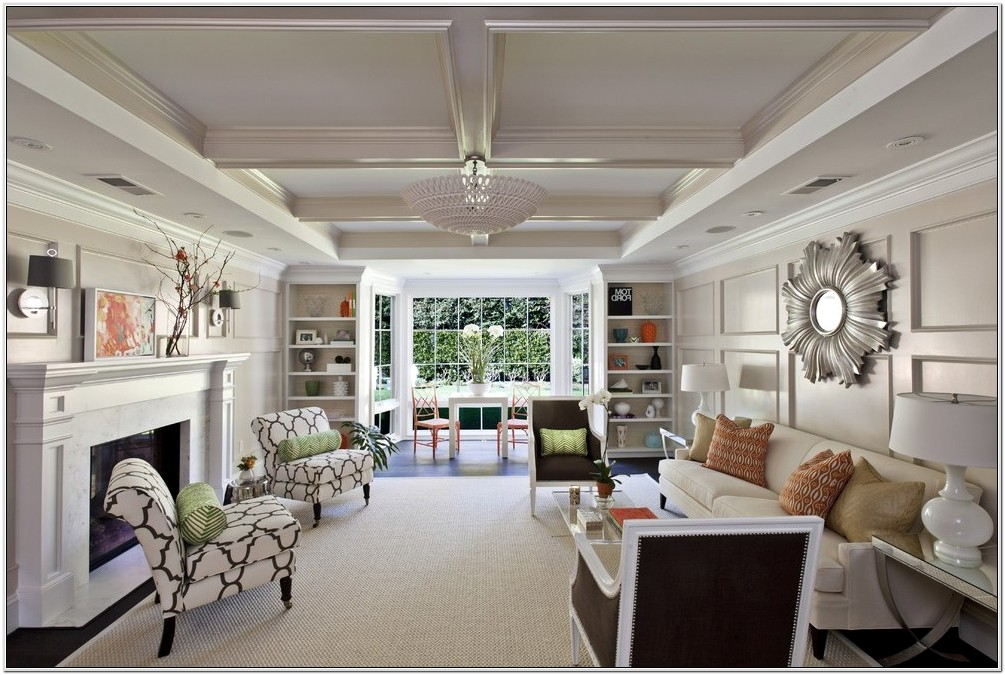 Chairs In Living Room Ideas