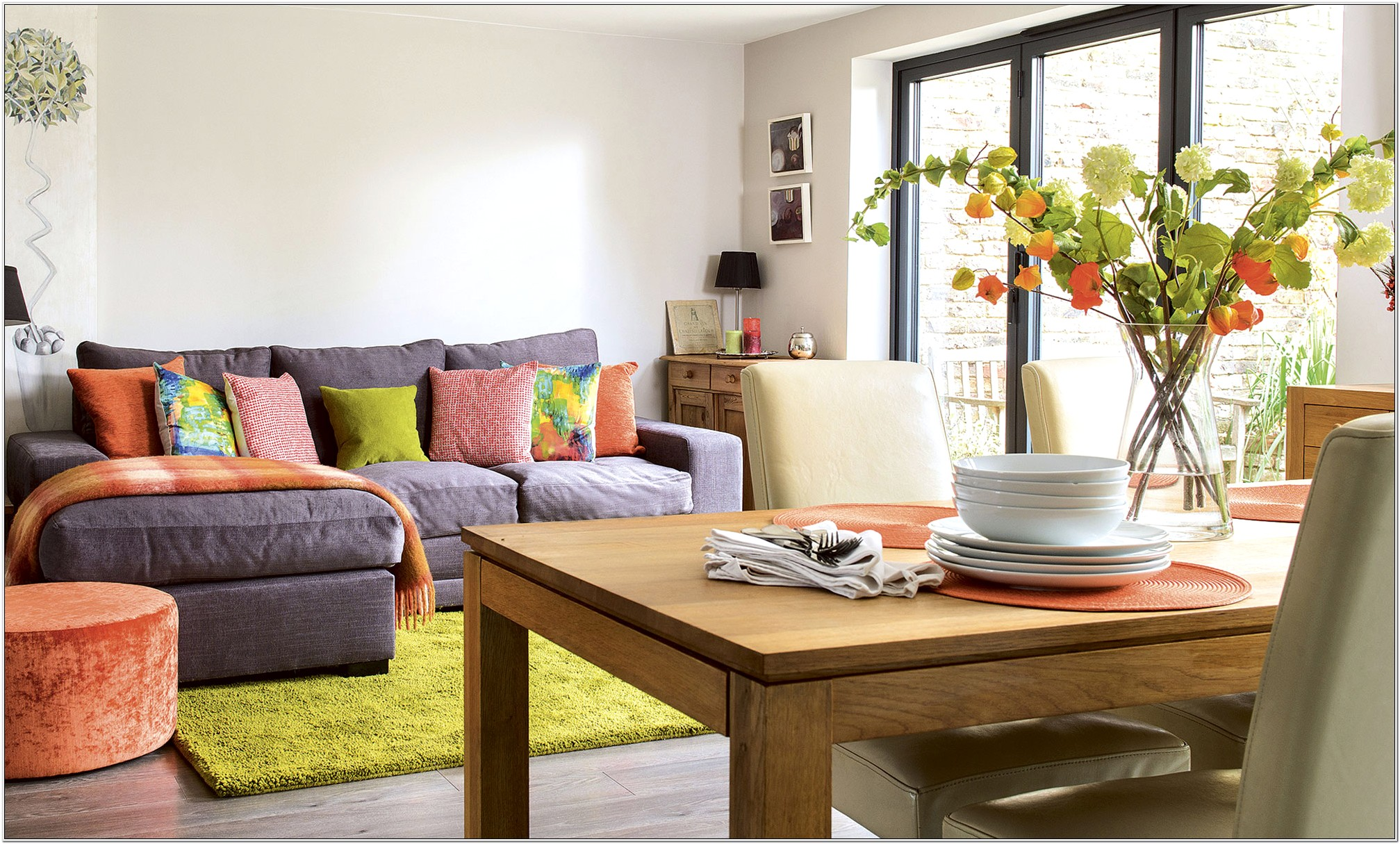 Cheap Decorating Ideas For My Living Room