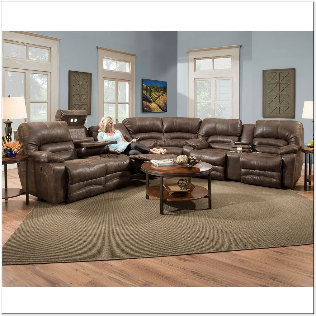 Conns And Electric Living Room Sets