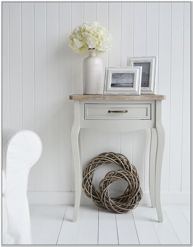 Console Table Small Living Room