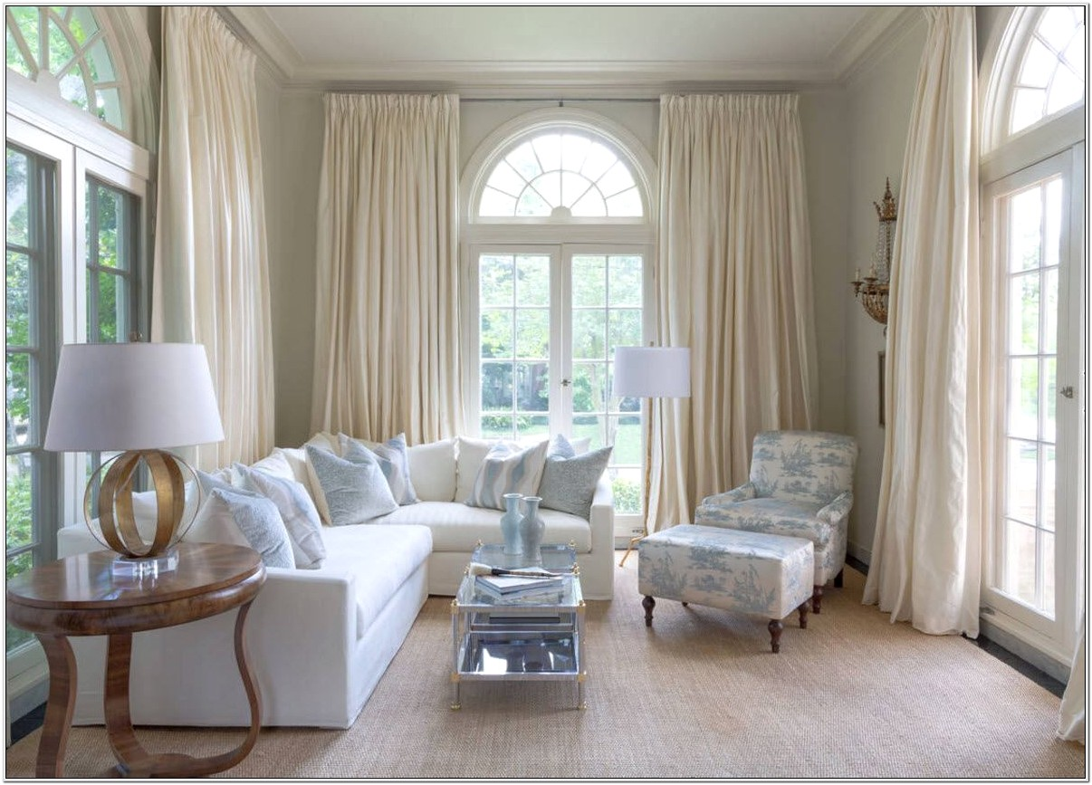 Curtains Design For Living Room 2016