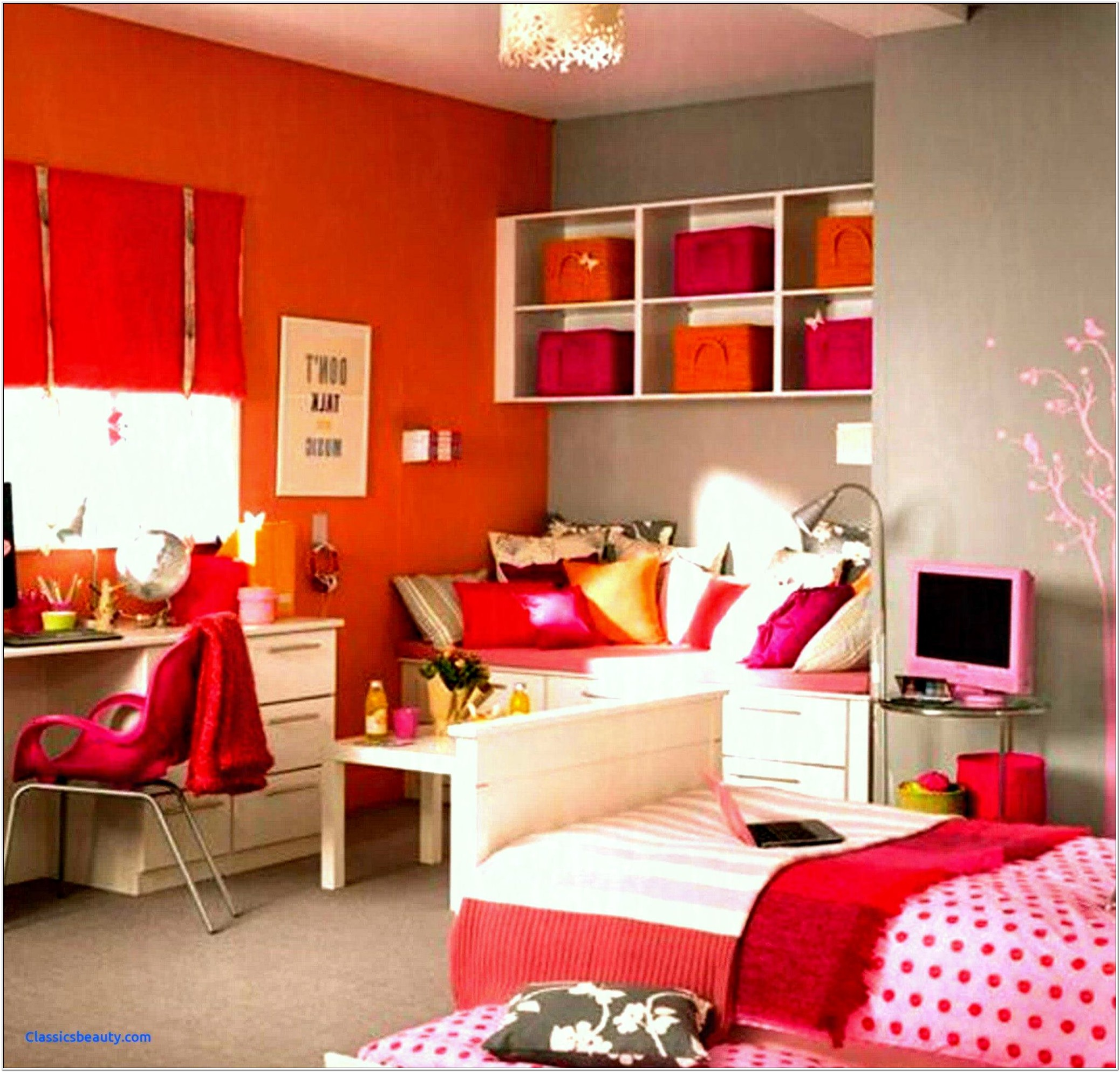 Decorate Small Bedroom Low Budget
