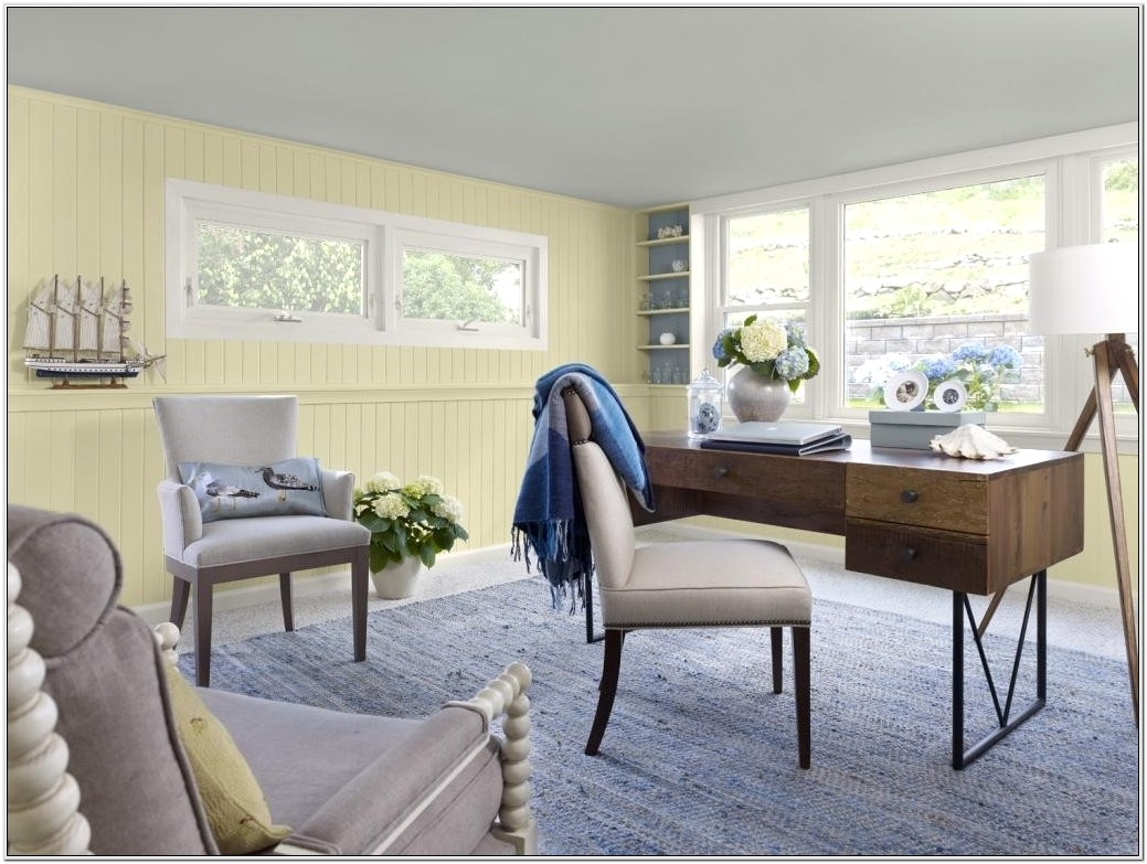Decorating A Spare Bedroom Office