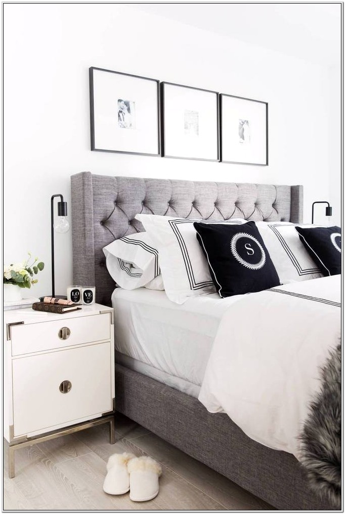 Decorating Ideas For Above Bedroom Headboard