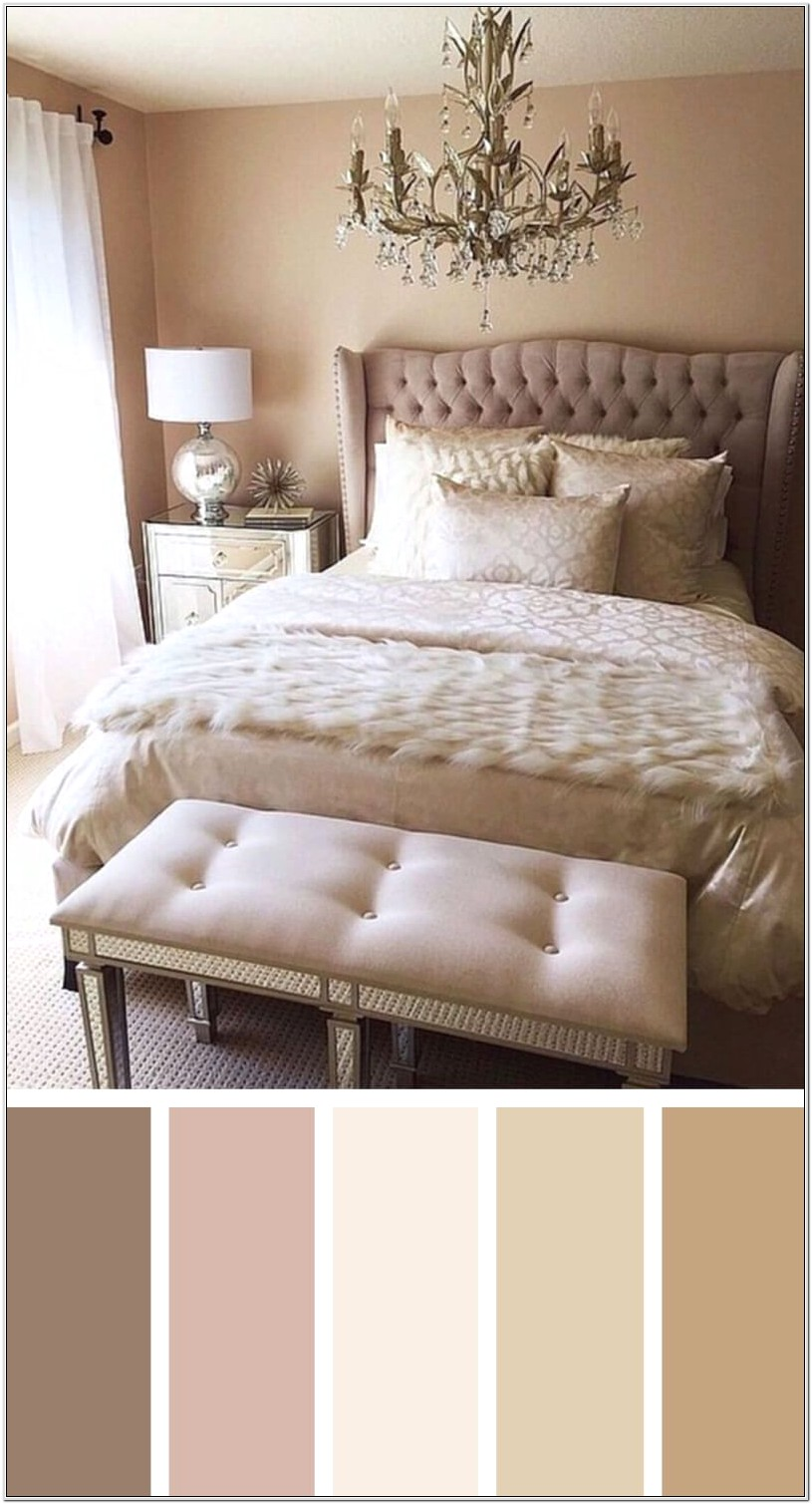 Decorating Matching Headboard And Bench Bedroom