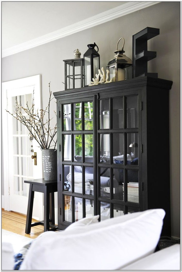 Decorating The Top Of A Bedroom Armoire