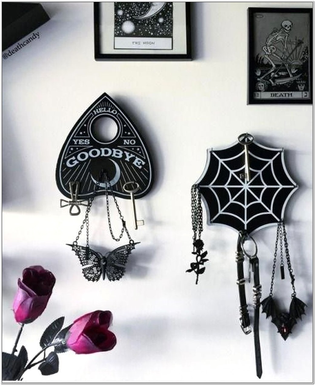 Decoration For Bedroom Gothic