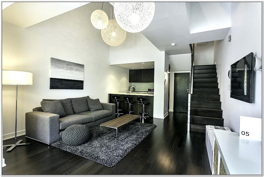 Decoration Idea For Townhouse Living Room