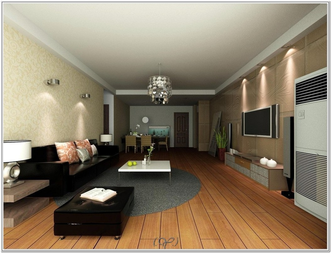 Fall Ceiling Design For Small Living Room