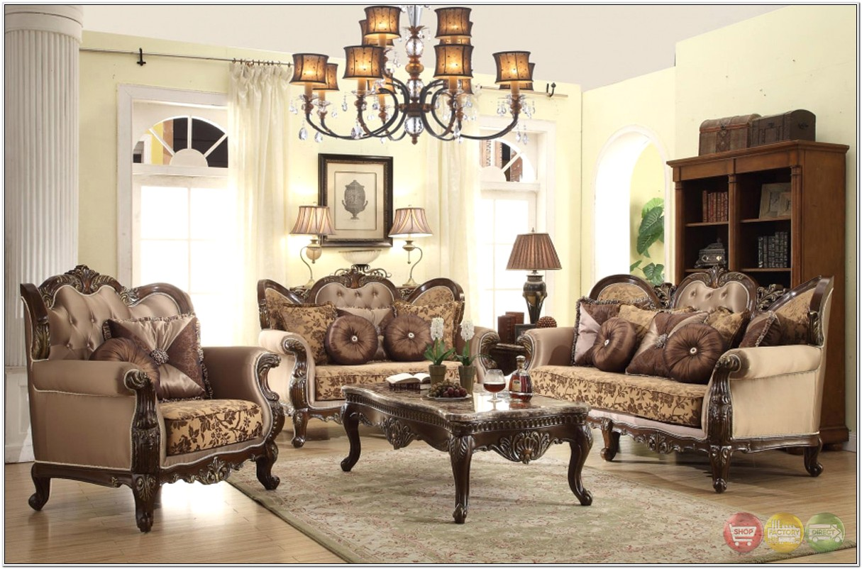 French Provincial Living Room Sets For Sale