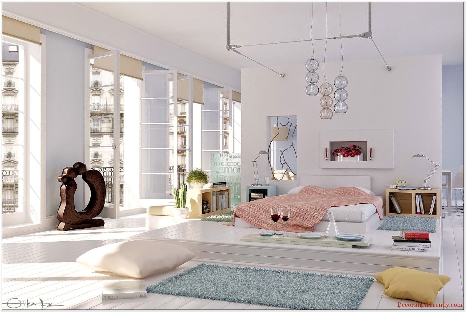 Girls Young Bedroom Decor