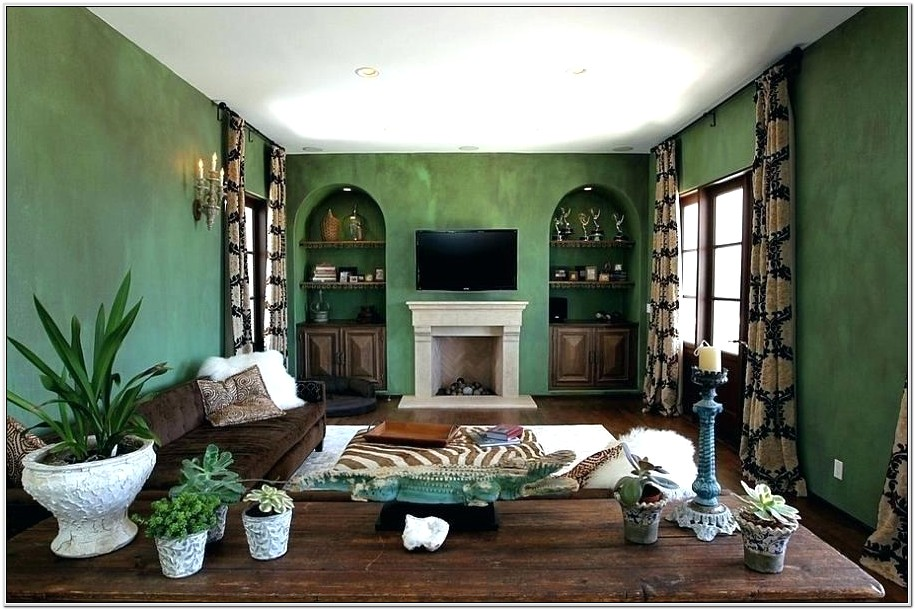 Gray Blue Paint Ideas For Living Room