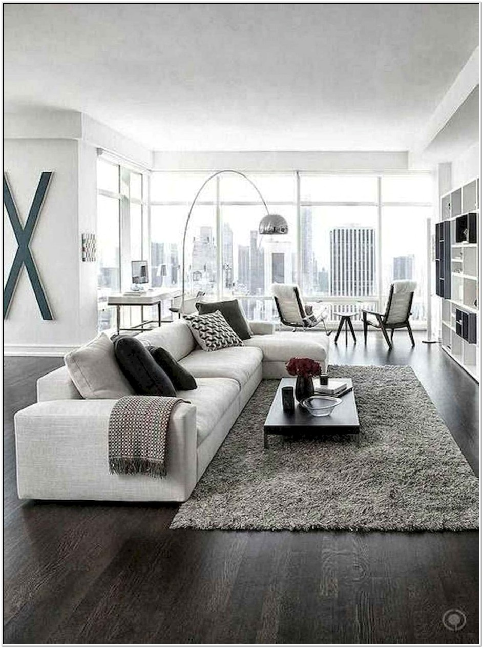 Grey And White Living Room Decor Ideas