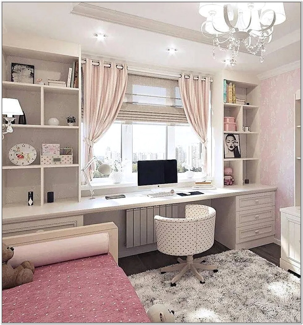 Ideas For Home Office In Living Room