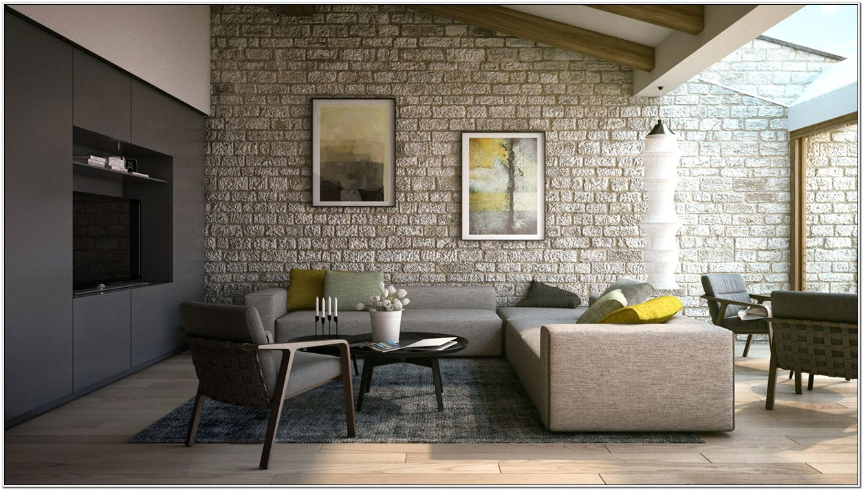 Ideas For The Living Room Wall