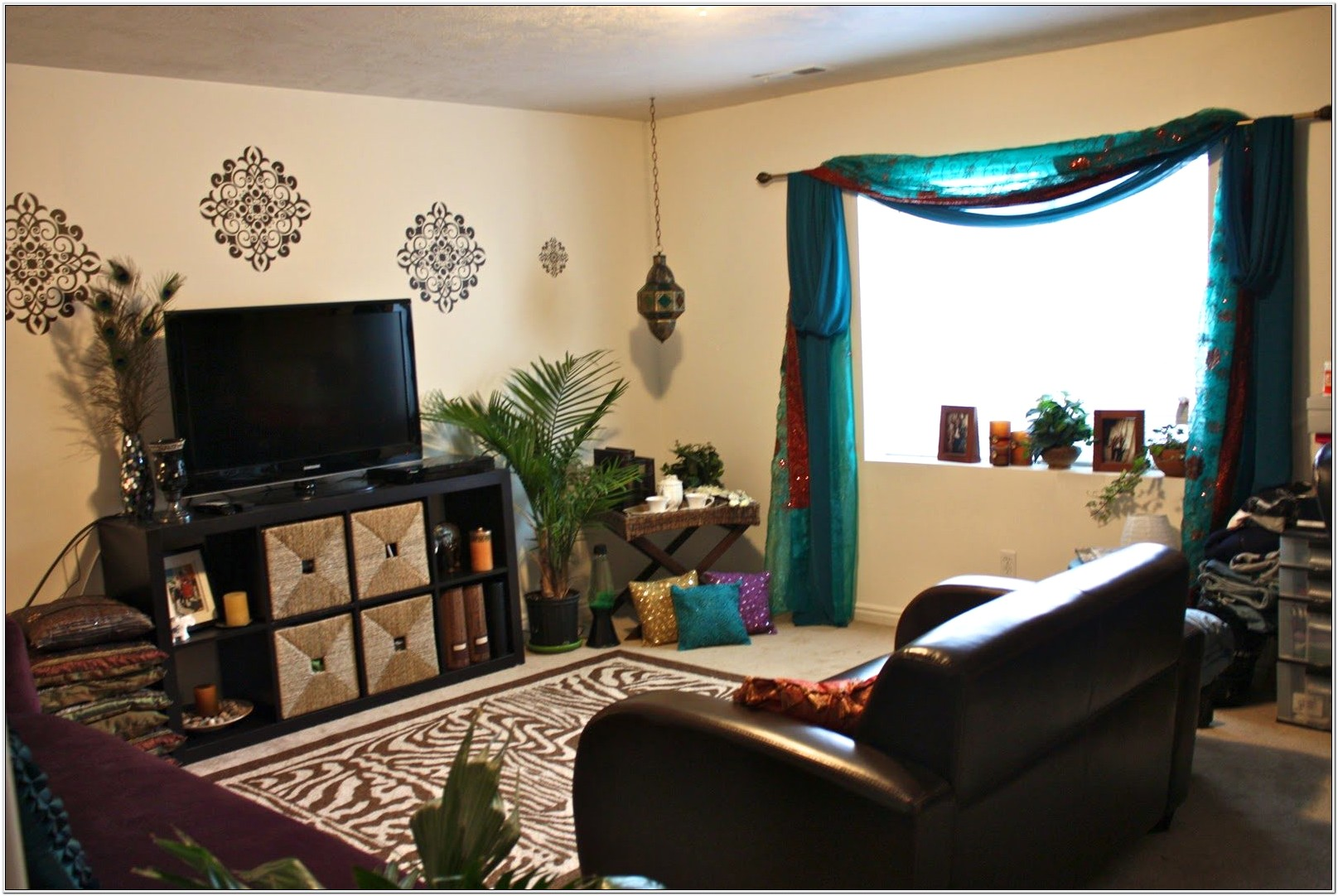 Indian Inspired Living Room Ideas