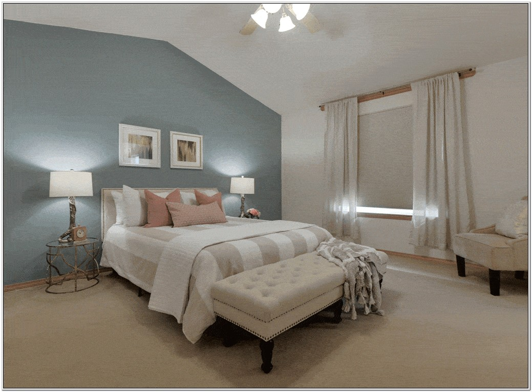 Large Bedrooms Decorating Ideas
