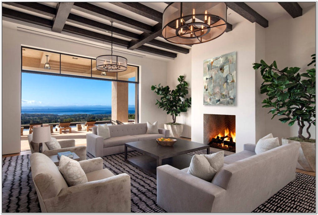 Large Open Plan Living Room Ideas