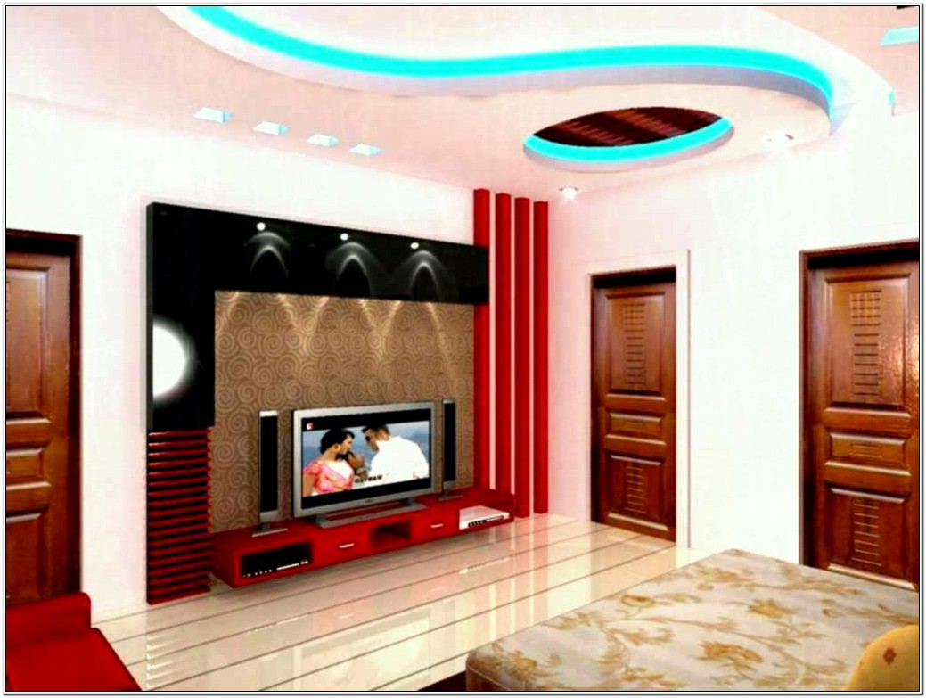 Lcd Unit Designs For Living Room