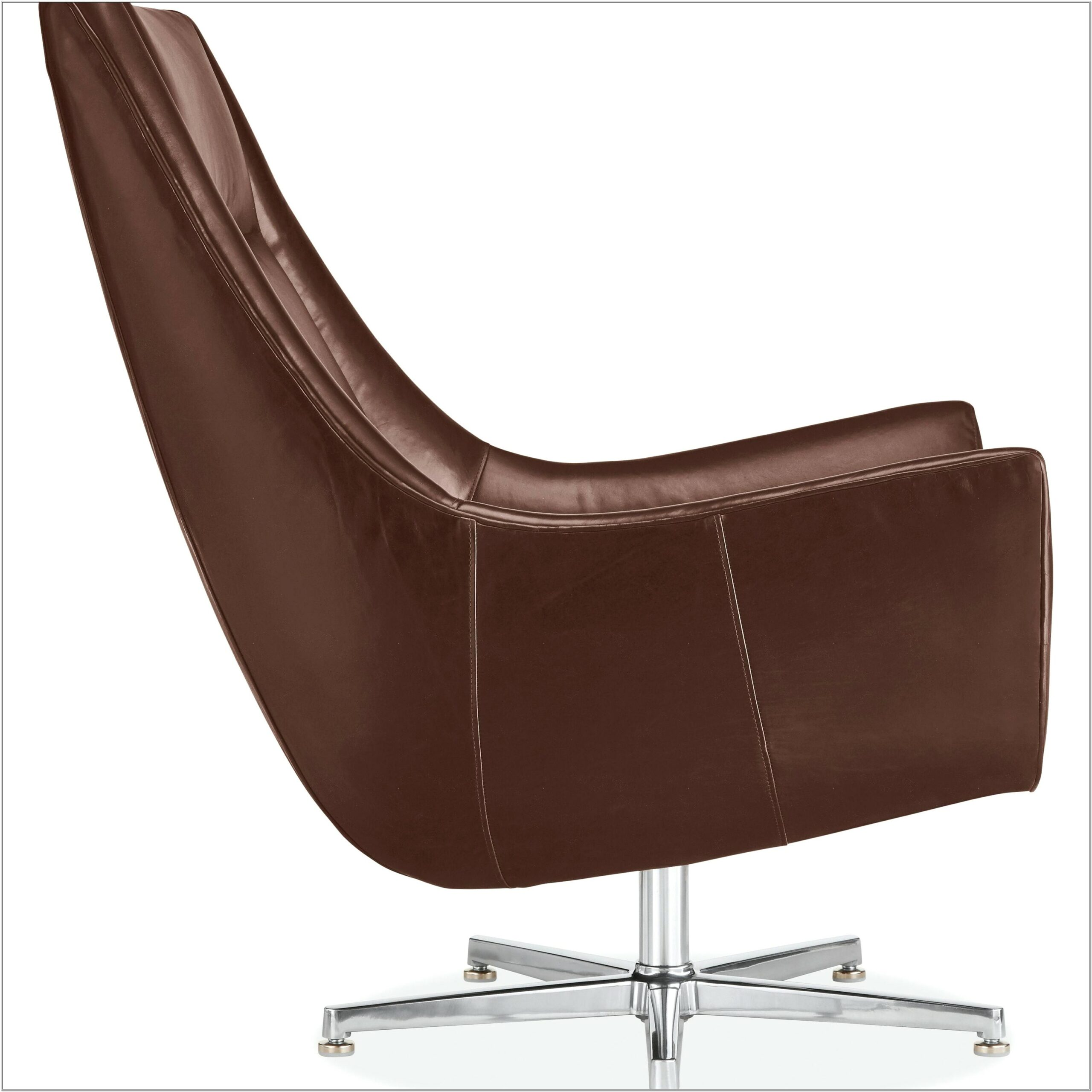 Leather Accent Chair For Small Living Room