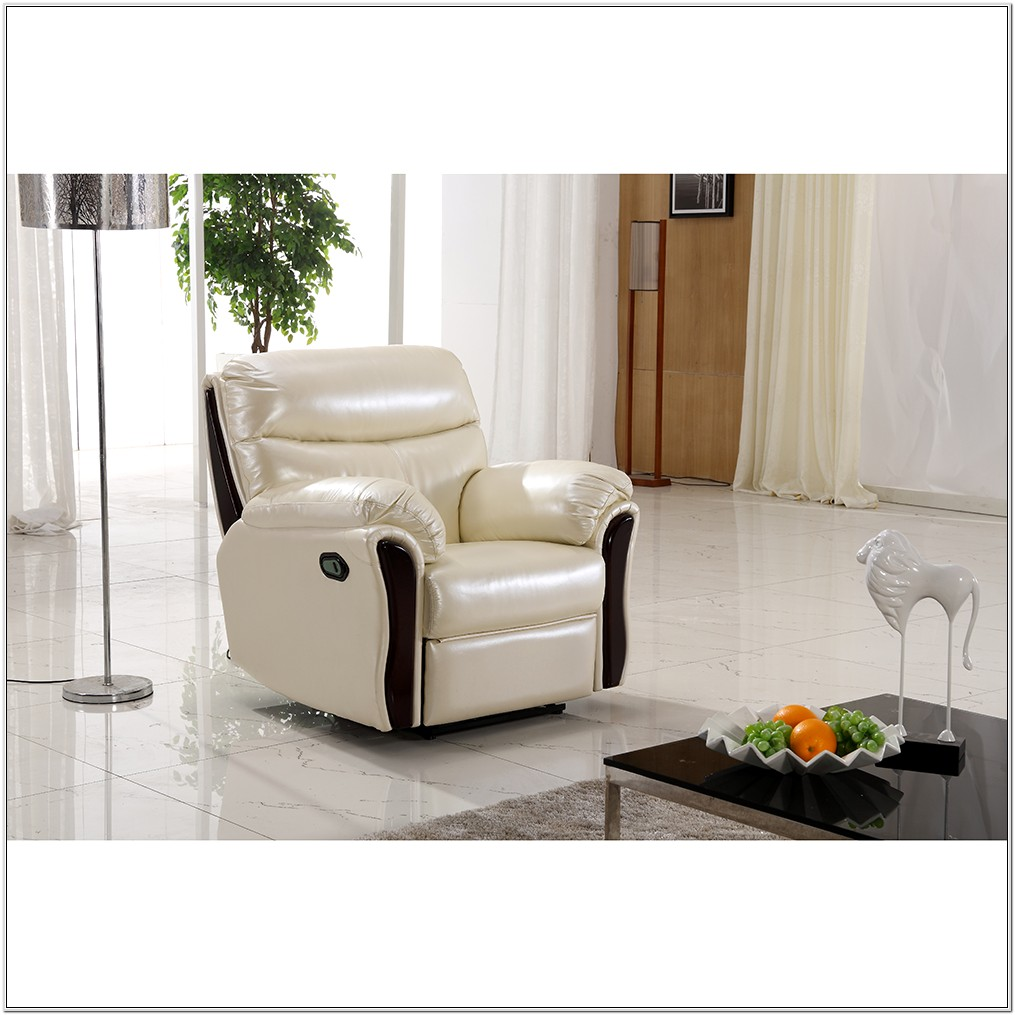 Leather Living Room Chair Small