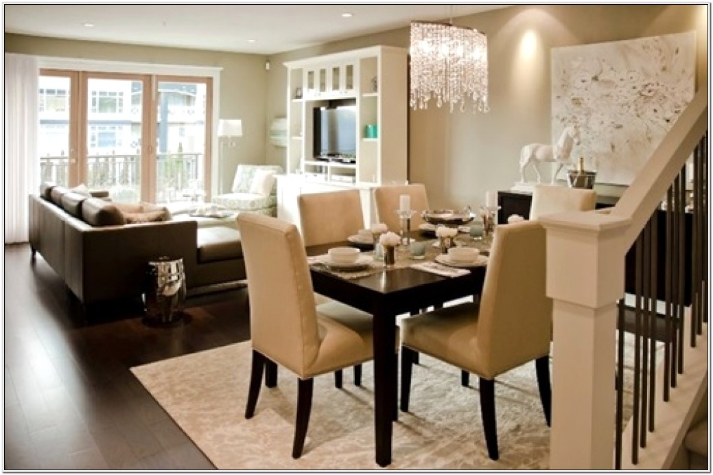 Living Room And Dining Room Combo Ideas