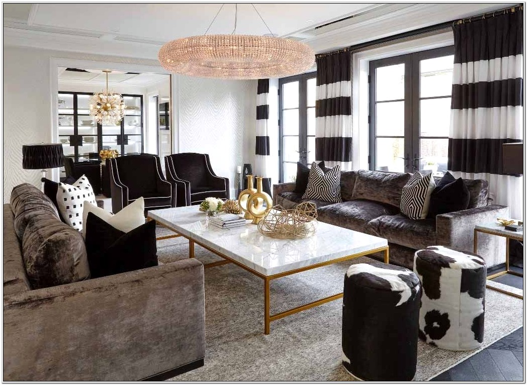 Living Room Decor With Chairs