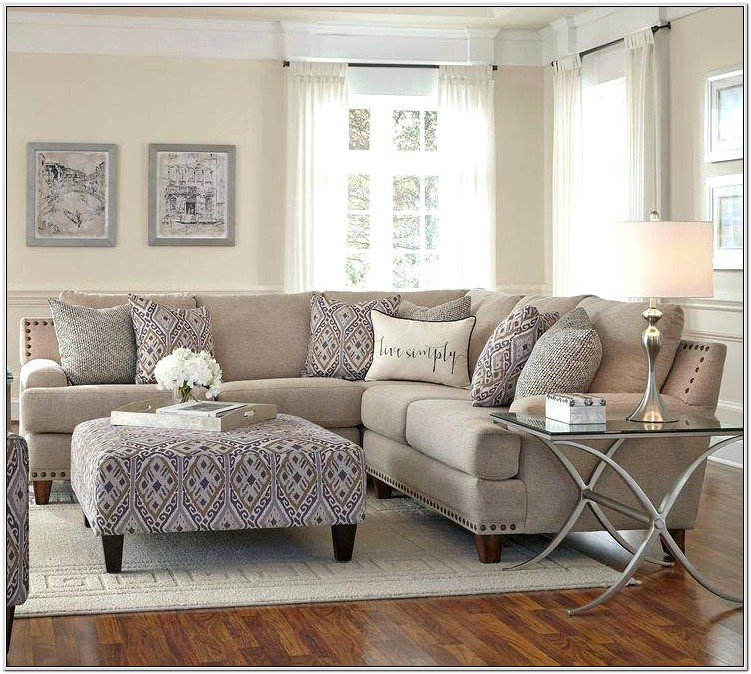 Living Room Design Couch Two Couches