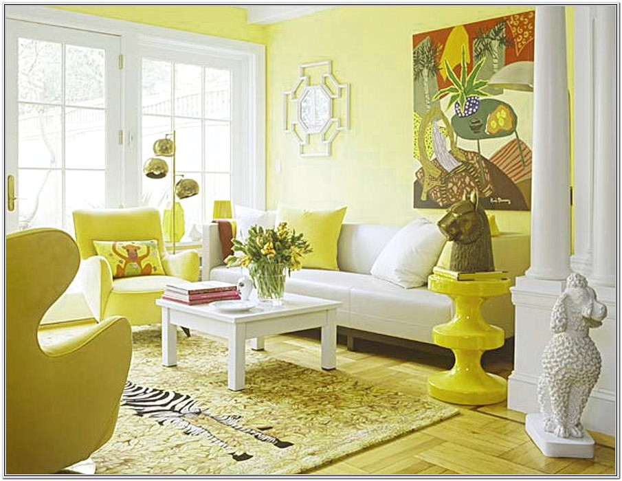 Living Room Design With Area Rugs