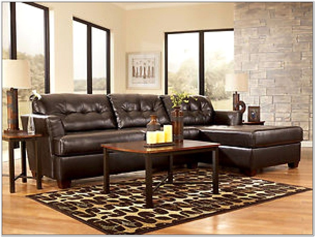 Living Room Designs With Chocolate Brown Sofa