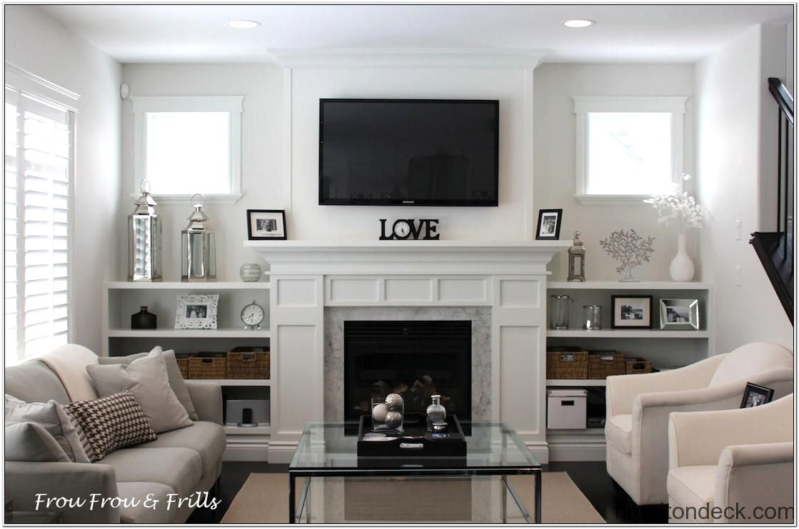Living Room Electric Fireplace Focal Point Ideas