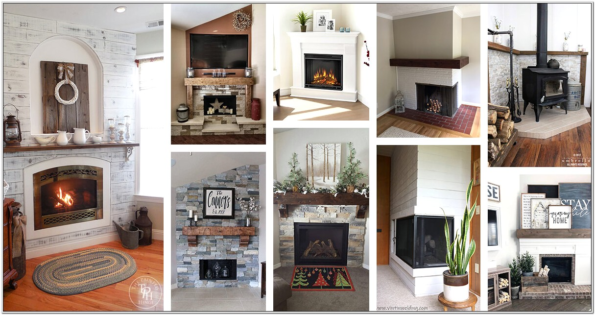 Living Room Ideas For Fireplace