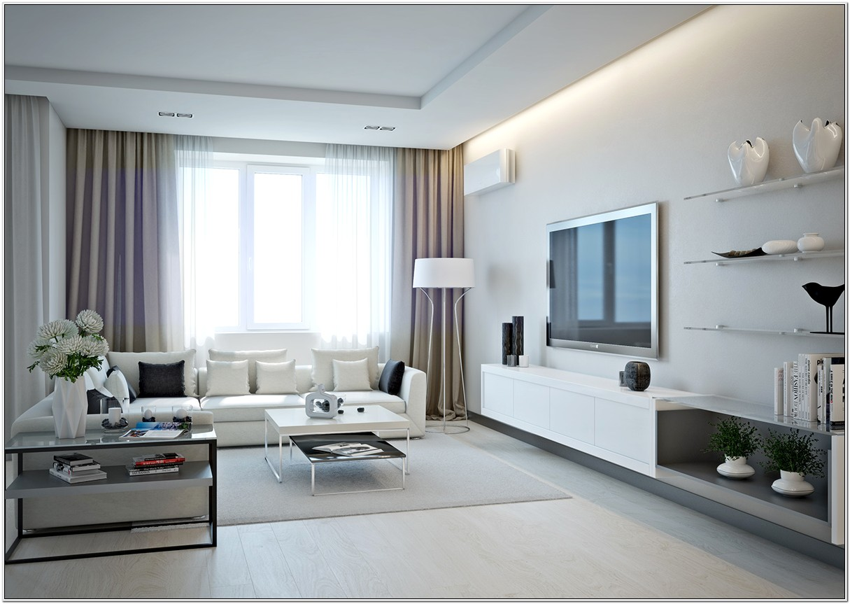 Living Room Ideas With One Window