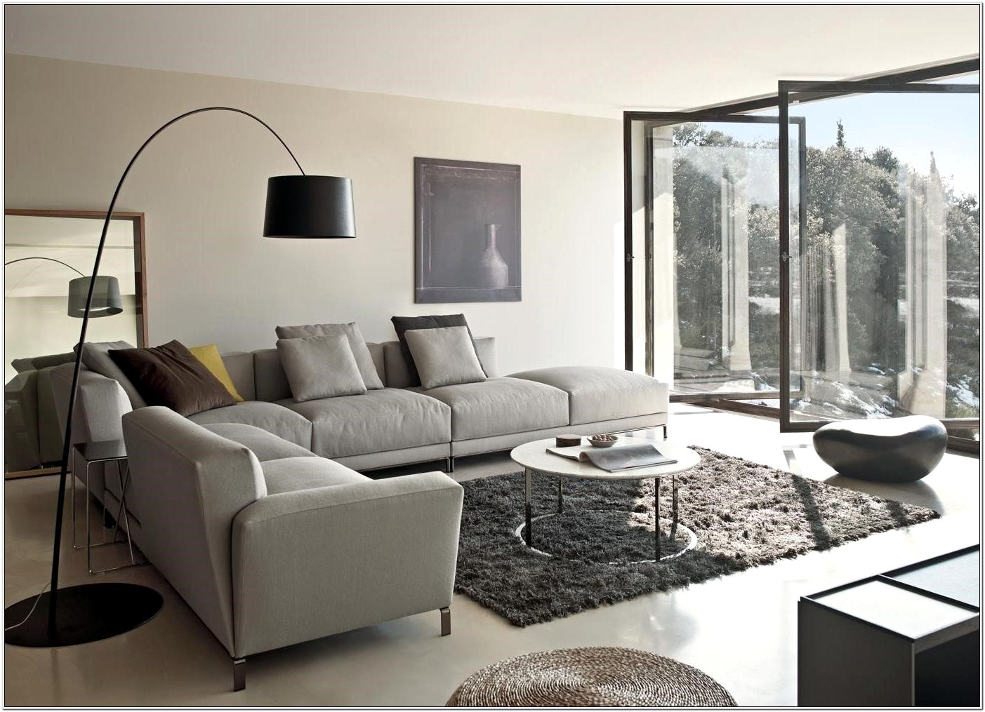 Sectional Sofa In Living Room Ideas