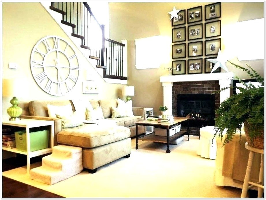 Small Living Room Ideas With Stairs